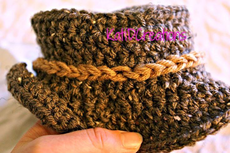 Fishing Hat Crochet Pattern ? FREE Pattern ...