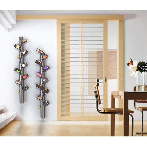 Found It At AllModern   10 Bottle Wall Mounted Wine Rack