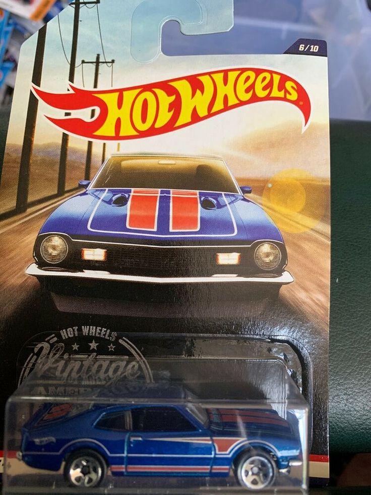Details about HOT WHEELS 1971 Maverick Grabber Blue HW