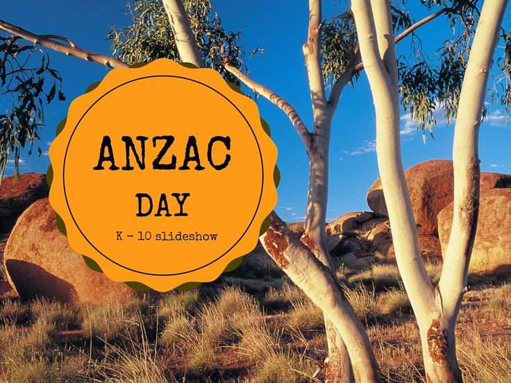 "This slideshow introduces your students to the significance of ANZAC Day. The first section is suited to all ages, the second part is appropriate to Year 4 and up, being based on the song, ""Only Nineteen"" by Redgum."