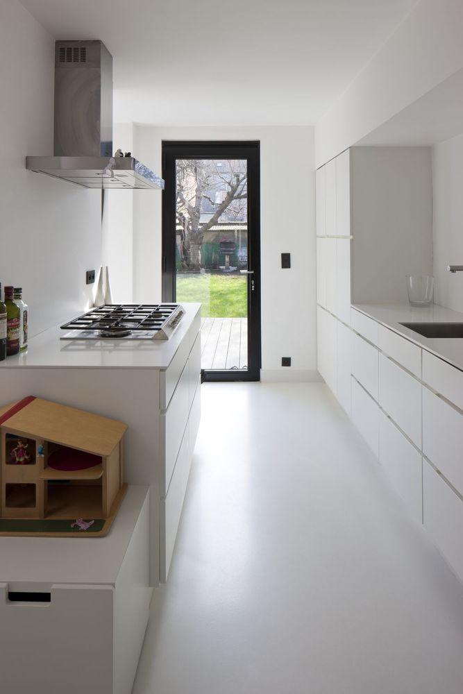 envahie de lumi re r novation je vais construire mobile renovatie pinterest mur de. Black Bedroom Furniture Sets. Home Design Ideas