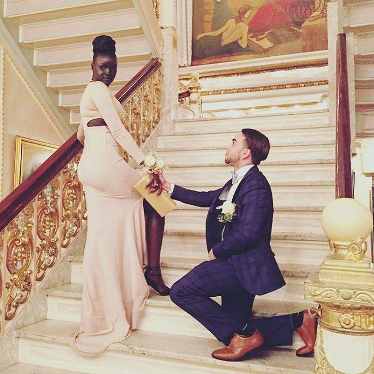 Khoudia Diop  une beauté africaine à la peau charbon  2Tout2Rien