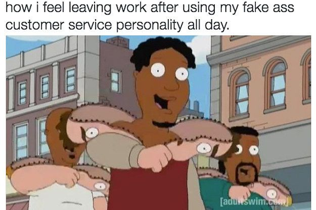 """Boss: go to hell.... Me: so stay? or leave? I'm confused."" - 21 Jokes About Work That Are Way, Way Too Real"