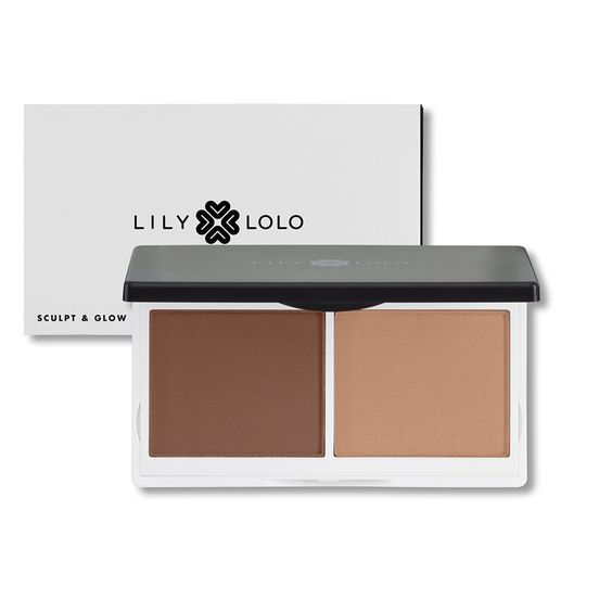 lily lolo contour kit - natural and organic ingredients only <3