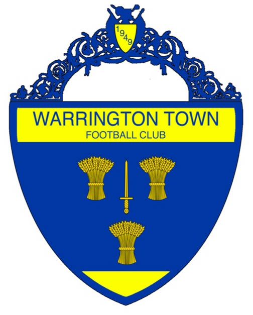 Warrington Town FC, Northern Premier League/Division One North, Warrington, Cheshire, England