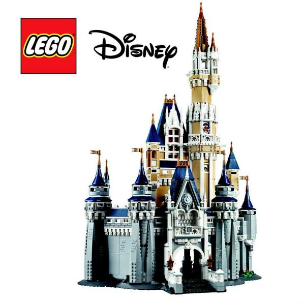 ToyzMag.com » Rumeur : un château LEGO pour les parcs Disney ?