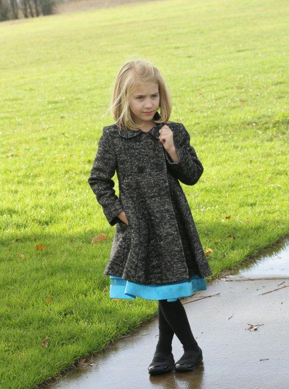 Childrens Dress Coats