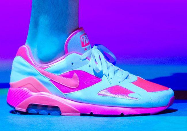 http://SneakersCartel.com COMME des Garcons x Nike Air Max 180 Releasing? #sneakers #shoes #kicks #jordan #lebron #nba #nike #adidas #reebok #airjordan #sneakerhead #fashion #sneakerscartel