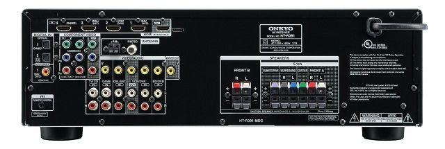 Onkyo HT-S3500 5.1-Channel Home Theater Speaker/Receiver Package  |  #Onkyo #HomeTheater #HomeTheaterSystem #HomeAudio