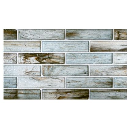 Complete Tile Collection Zumi Gl Mosaic Deep Sea Natural 1 3