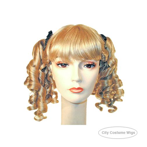 Little Women  Bo Peep Wig with Pigtails  da8fb213e