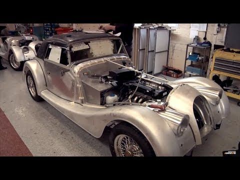 Morgan Motor Company: The Most Honest Car Factory in the World (DRIVE)