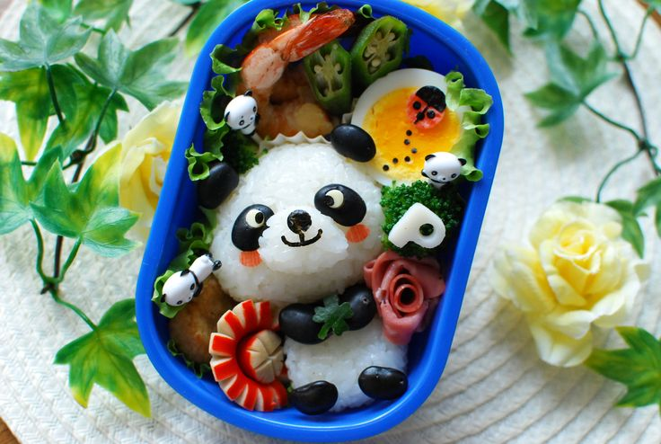 33 best images about creative japanese bentos on pinterest bento box bento and cute panda. Black Bedroom Furniture Sets. Home Design Ideas