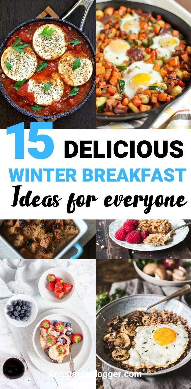 Quick Healthy Winter Breakfast Ideas 15 Best Breakfasts For Winter Winter Breakfast Unhealthy Food List Health Food