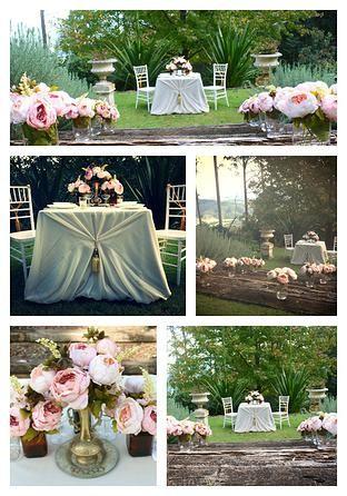Proposal Stylist Styling Engagement Love Table Gold Coast Hinterland Wedding HireWedding
