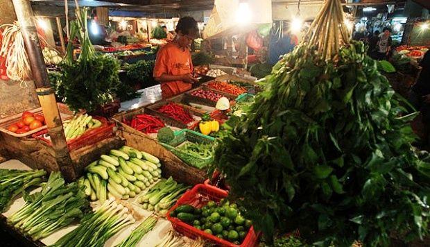 Penjual Sayur