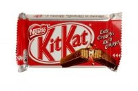 £0.35 - Nestle Kit Kat Chocolate Bar 4 Sticks 45g