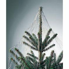 Aus Tirol. Die kostbaren Fäden werden natürlich nicht mit dem Weihnachtsbaum entsorgt, sondern eingelagert. 1 Papierkuverts... - Leonisches Lametta