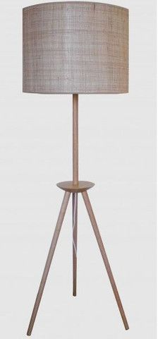 Timber Tripod Floor Lamp - Complete Pad ®