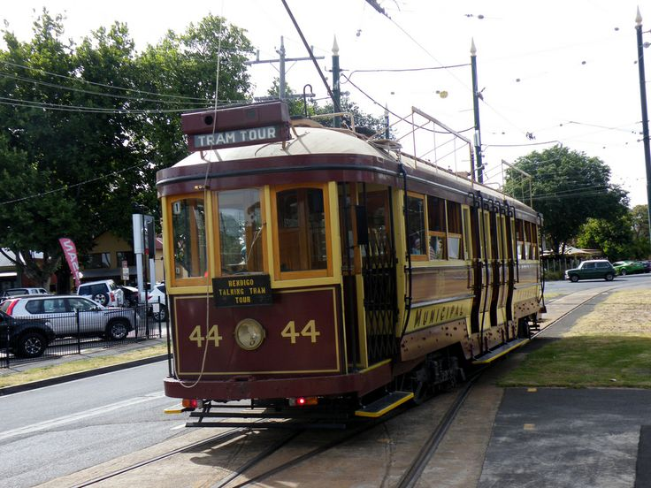 Bendigo Tramways Tram No 44 (2)