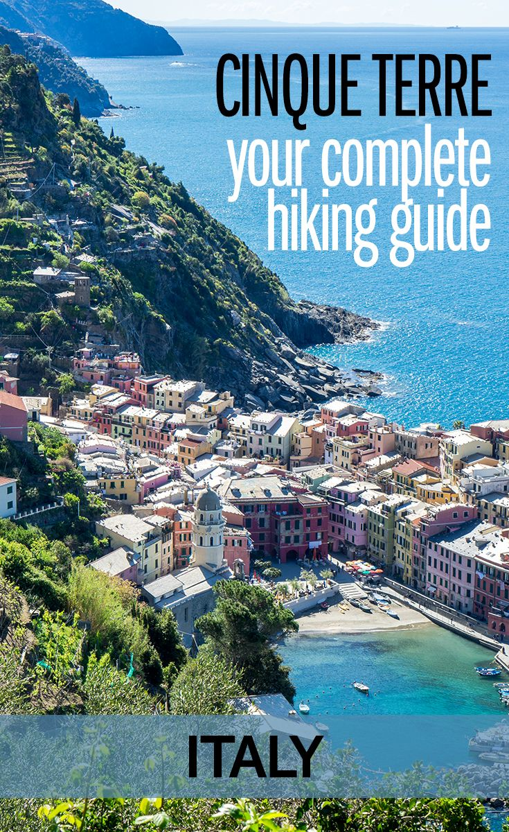 If you're planning to hike in Cinque Terre, it helps to do some planning. This Cinque Terre hiking guide has tips for the walking paths, transport and where to stay in Cinque Terre. It's one of the best things to do on your Italy travels!