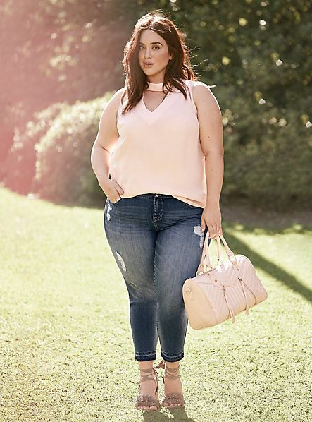 Plus Size Outfit - Plus Size Fashion for Women