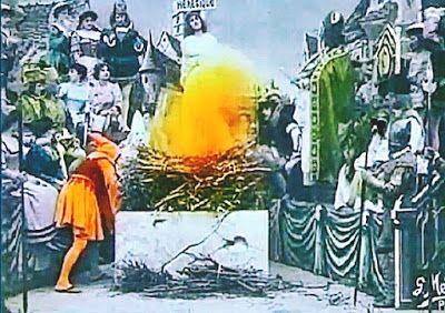Némafilmek - magyarul: Jeanne d'Arc (1900)