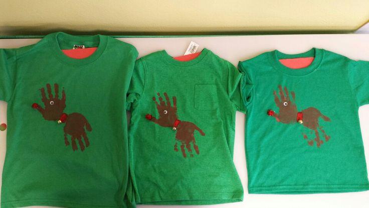 Camisa para parranda navideña '14
