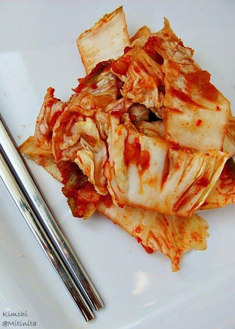Mitinita: Kimchi din varza chinezeasca