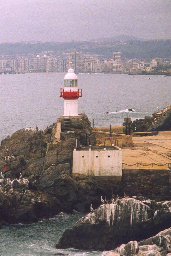 Faro Condell. Chile.