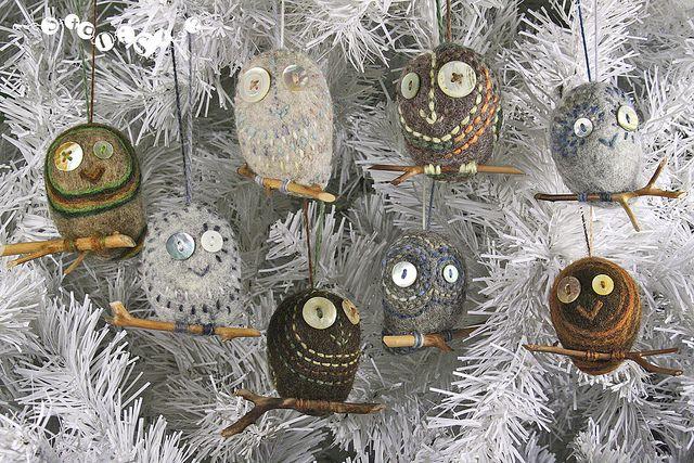 Owls! By stanisla rachkovskya