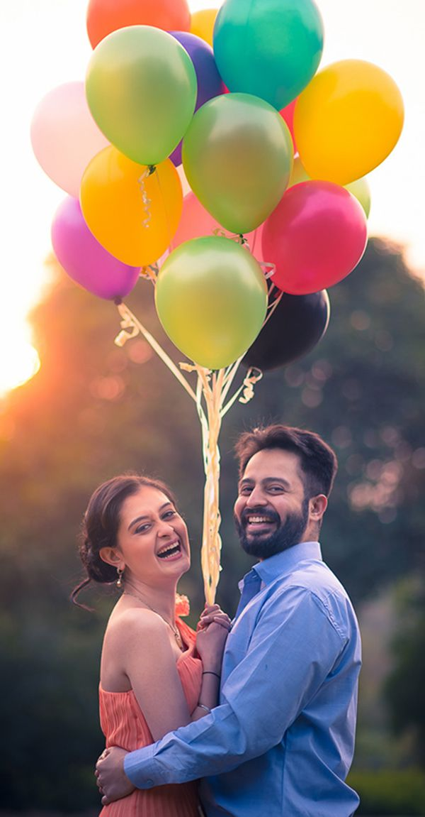 24 Awesome Pre-Wedding Photography Ideas for the Ultimate Shoot