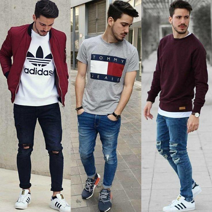 Como combinar ropa de hombre urbano