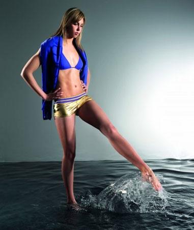 Alessia Filippi - Italian Olympic Swimmer