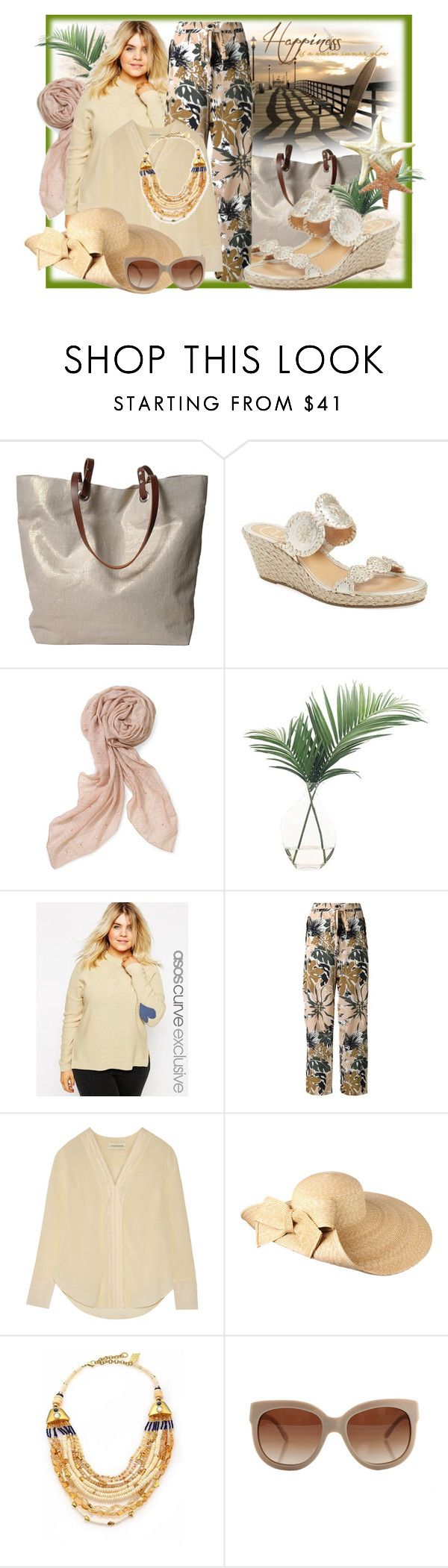 """Сontemplation"" by tasha1973 ❤ liked on Polyvore featuring Independent Reign, Jack Rogers, Stella & Dot, NDI, ASOS Curve, rag & bone, By Malene Birger, Helene Berman, Lizzie Fortunato and STELLA McCARTNEY"