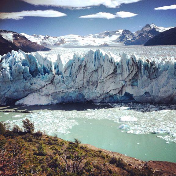 Glaciar Perino Moreno, Argentina