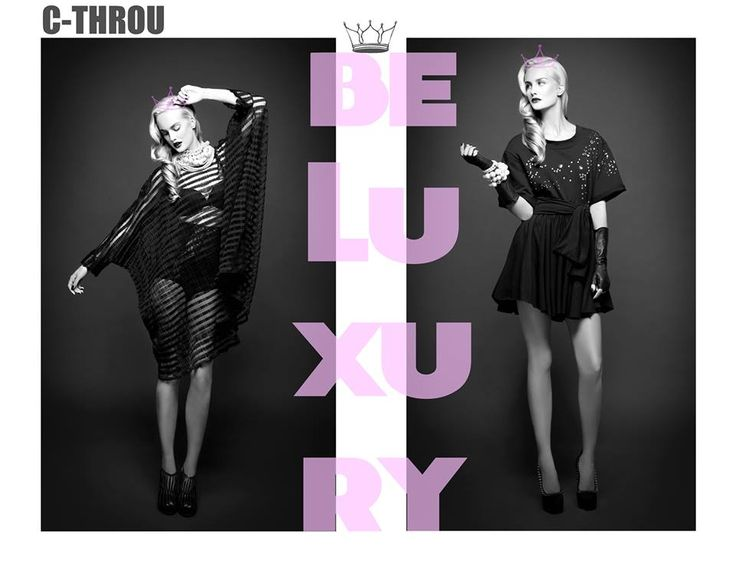 <3   Be Luxury  <3C-THROU