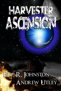 Harvester Ascension by Eric R. Johnston    http://www.amazon.co.uk/Harvester-Ascension-ebook/dp/B007TKP2AW/ref=sr_1_1?s=books=UTF8=1367368450=1-1=eric+r+johnston    World Castle Publishing