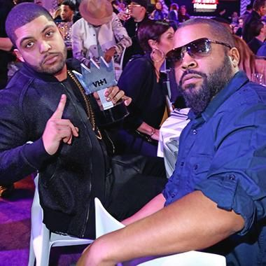 Movies: Proof Ice Cube and OShea Jackson Jr. were #FamilyGoals in 2015
