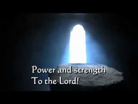 ▶ The Battle Belongs To The Lord (with lyrics) - John Michael Talbot - YouTube