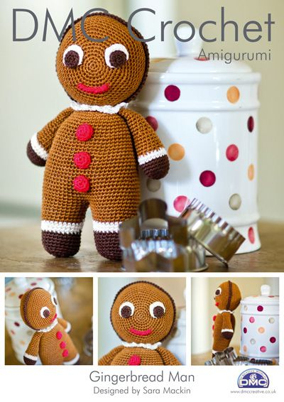 So cute! Makes me want to learn how to crochet!