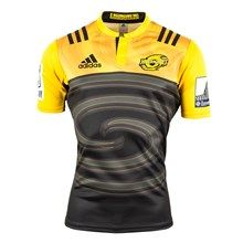 Super Rugby Hurricanes Home Shirt S/S 2016