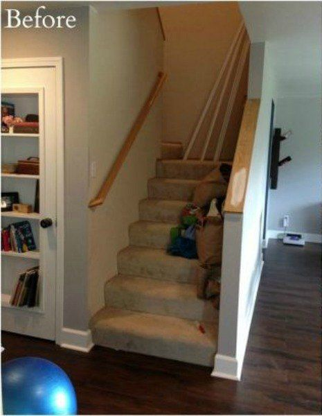 34 best Stairs images on Pinterest Stairs Basement stairs and