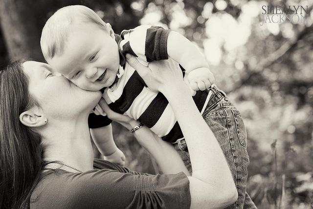 Troy 6 months by shealynj, via Flickr