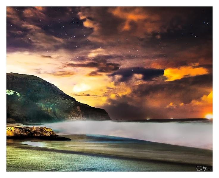 Stormy Coast VIII by mdomaradzki.deviantart.com on @deviantART
