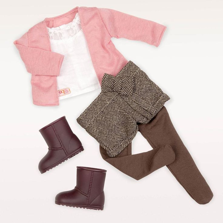 Our Generation Country Classic Regular Outfit | OG Doll Country Classic | Tweed clothes| from Our Generation UK Authorised reseller