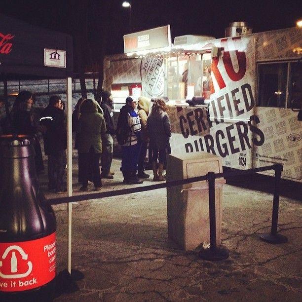 Food trucks in T.O. #toronto #foodtruck #food #loveTO #heroburger