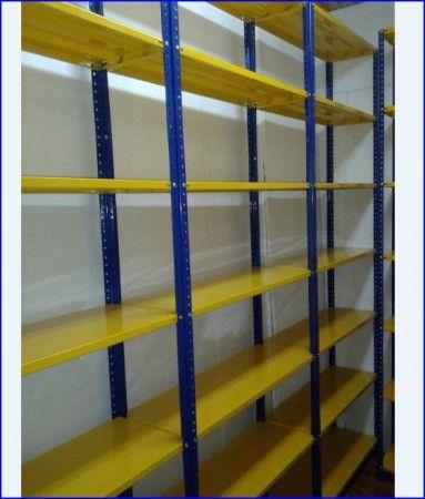 M s de 10 ideas incre bles sobre estantes met licos en - Estanterias modulares metalicas ...
