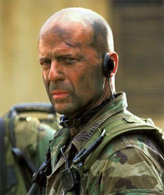Bruce Willis Joe Colton GI Joe Retaliation