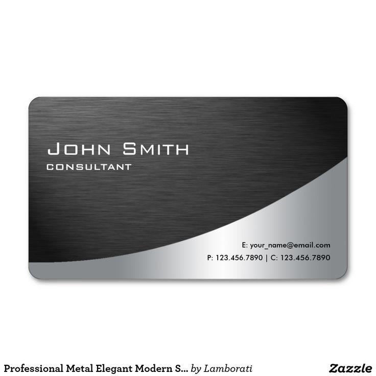 174 best Modern Business Cards images on Pinterest   Modern ...